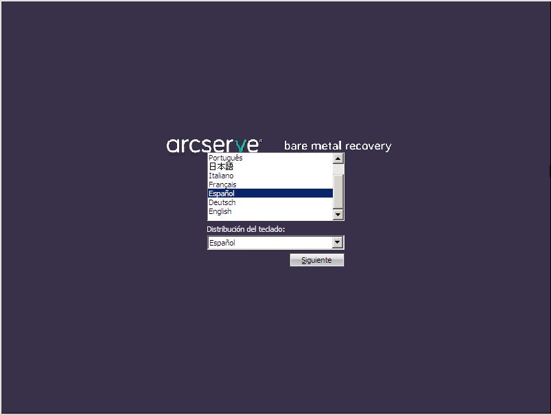 Agente de Arcserve® Unified Data Protection para Windows 5,0