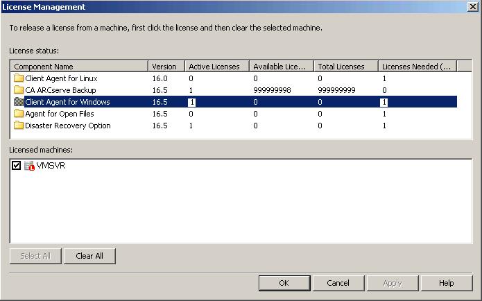release windows license
