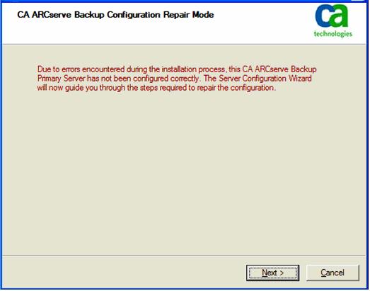 Arcserve® Backup for Windows Administration Guide