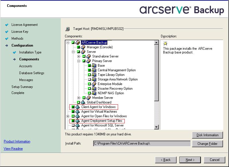 Arcserve 12. 5 service pack download.