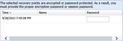 Specify the File/Folder Location