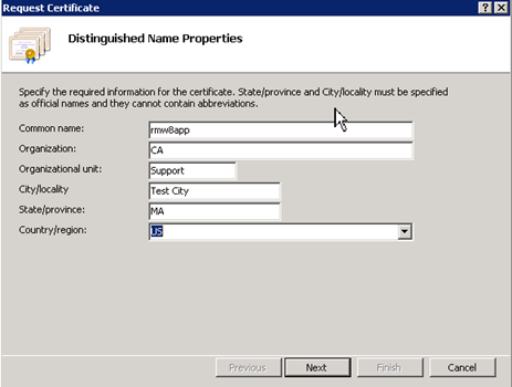 How to use IIS Manager and OpenSSL to create a certificate request ...
