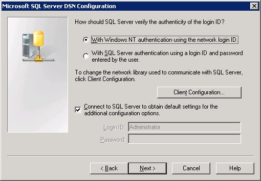 how to make sql server available on the network